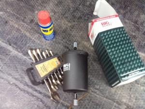 Инструменты для фильтра