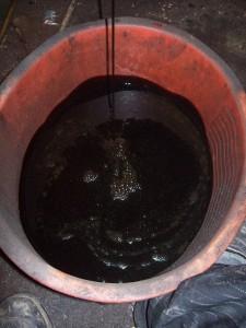 Старое масло