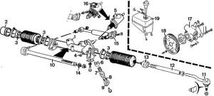 Схематическое устройство