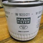 MANN-FILTER – W 920/21