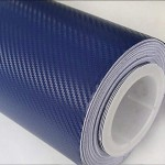AV 3D Carbon синяя