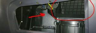 Как сделать и установить салонный фильтр на Дэу Матиз?