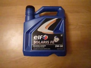 ELF SOLARIS RNX 5W-30