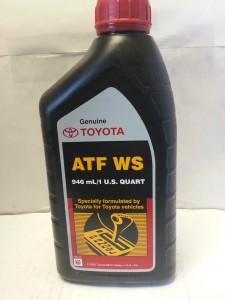 ATF Toyota WS
