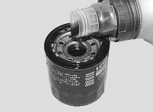 Масляный фильтр 2114
