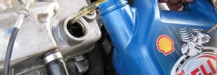 Как заменить масло в двигателе Лада Приора своими руками?
