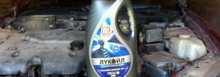 Как своими руками заменить масло в КПП Приоры?