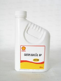 Shell Getribeoil EP 75w90