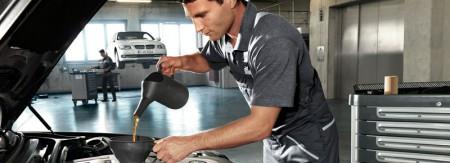 Допуски масла для двигателей BMW