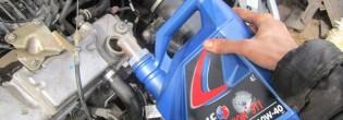 Какое масло подходит для двигателя ВАЗ 2114?