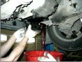 Замена масла в автоматической и механической коробках передач Хонда CR V