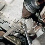 Как производится замена масла в трансмиссии ВАЗ 2110?