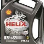 Shell Helix 5w40