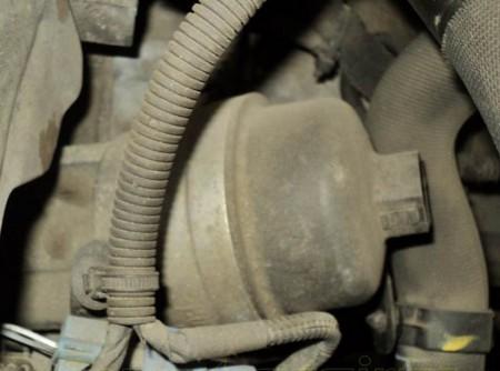 Zamena_masla_Peugeot 308