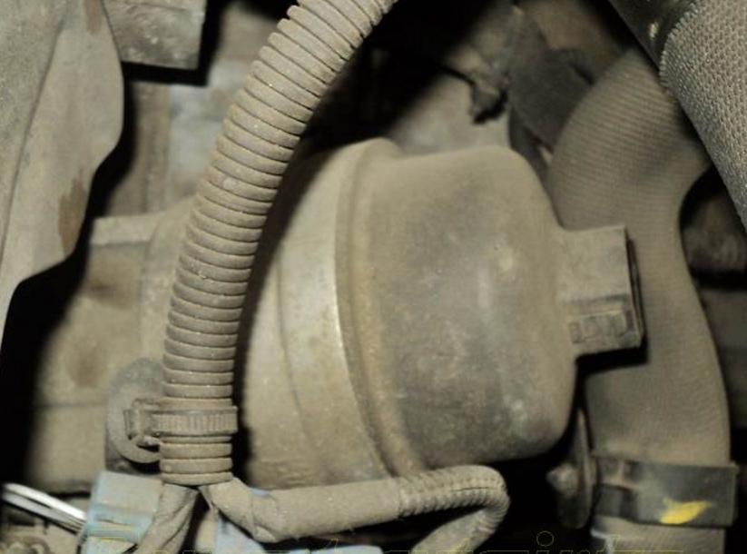 Замена масла в двигателе на пежо 308 своими руками 69