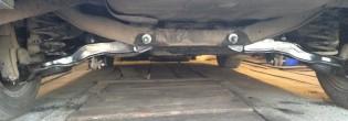 Как отремонтировать заднюю подвеску на Форд Фокус 2?