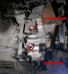 Замена масла МКПП Форд Фокус 2 своими руками