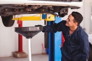 форд фокус замена масла в двигателе