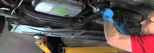 Процесс замены масла в КПП Форд Фокус 2