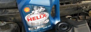 Как заменить масло в моторе Лады Калины?