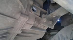 chevrolet cruze как менять масло коробки передач