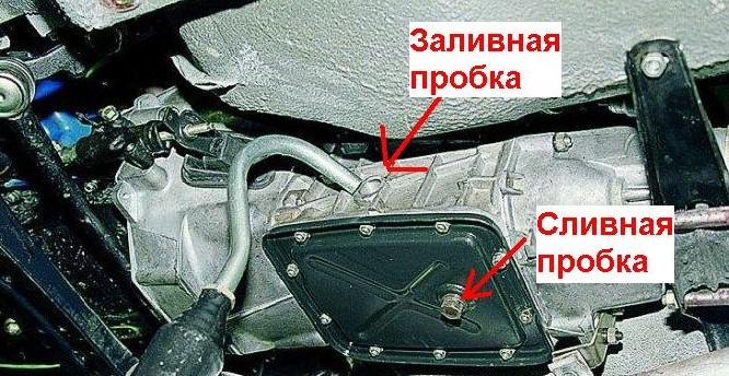 масло трансмиссионное в ниву шевроле