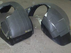 Подкрылки с шумоизоляцией