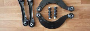 Сайлентблоки рычага Форд Фокус и их ремонт