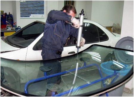 Что необходимо для замены стекла?