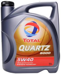 TOTAL QUARTZ 9000 5W 40