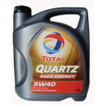 Total Quartz 9000 SAE 5W-40