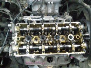 Мотор, работающий на синтетике