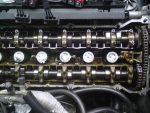 Чистый мотор, работающий на синтетике