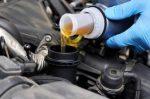 Замена масла в дизельном моторе