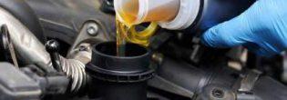Правила замены масла в дизельном моторе