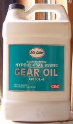 Гипоидное масло GL-4