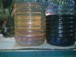 Солярка и старое масло