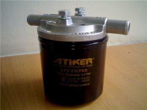 Масляный фильтр отстойник