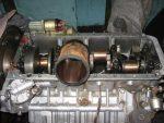 Мотор, работавший с присадками
