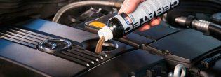 Присадка в моторное масло для изношенных двигателей