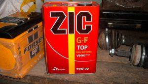 ZIC G-F TOP 75W-90