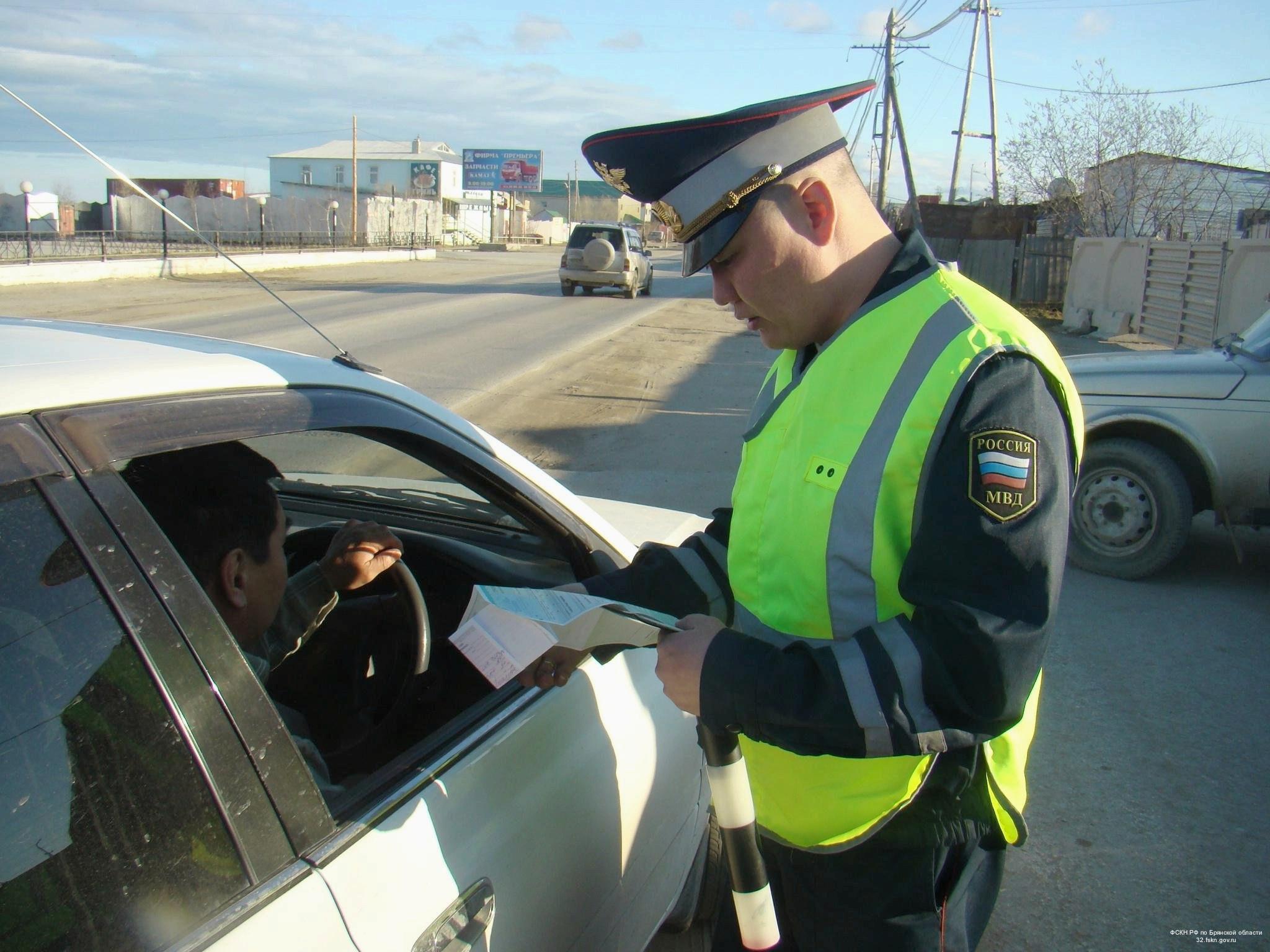 взятка за нарушение правил дорожного движения сказал