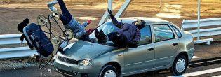 Что делать человеку, если сбила машина?