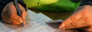 Как составляется протокол ГИБДД и на что обратить внимание при заполнении
