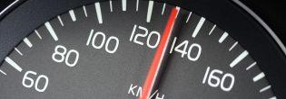 При каком превышении скорости лишают прав