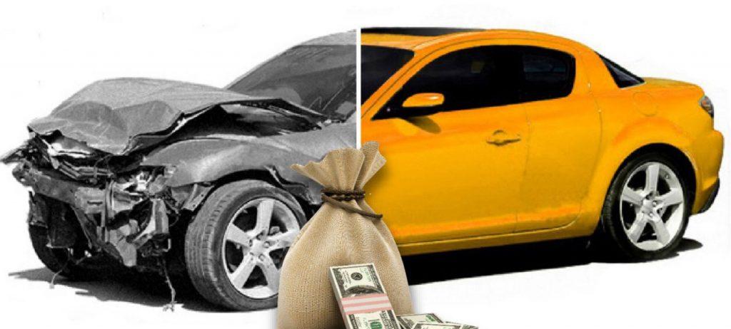 Быстрый выкуп битых автомобилей с выездом