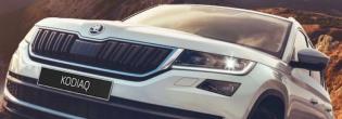Обзор автомобиля Skoda Kodiaq