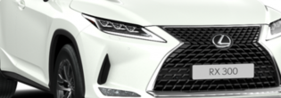 Обзор на Lexus rx300