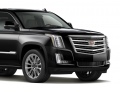 Сравнение Cadillac Escalade 2020 года и Escalade ESV Side-by-Side