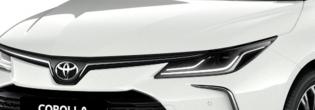 Обзор на Toyota Corolla